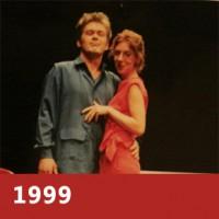 Ismene en Orestes 1999