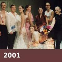 Bekende gezichten, gemengde gevoelens 2001