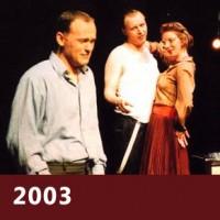 Een vreemde liefde 2003